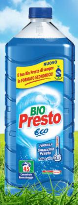 Bio Presto Eco