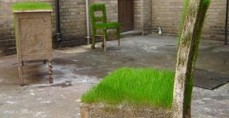 Come pulire gli arredamenti per giardini