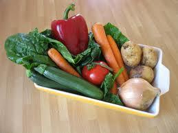 Come pulire e lavare le verdure