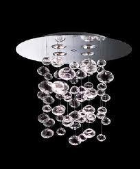 Pulizia dei lampadari in cristallo