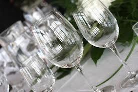 Come pulire i bicchieri opachi