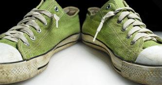 Come pulire ed igienizzare le scarpe da ginnastica
