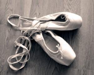 pulizia scarpe ballerine