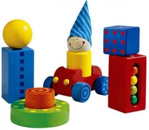 pulizia giocattoli