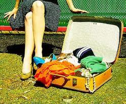 come pulire le valigie