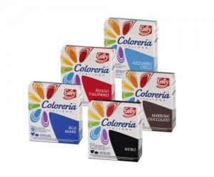 colorazione tessuti - Coloreria Italiana