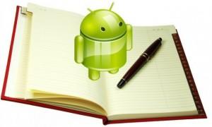 pulizia della rubrica Android