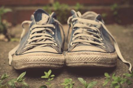 Come pulire le stringhe delle scarpe