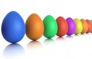 Come pulire e svuotare le uova per Pasqua
