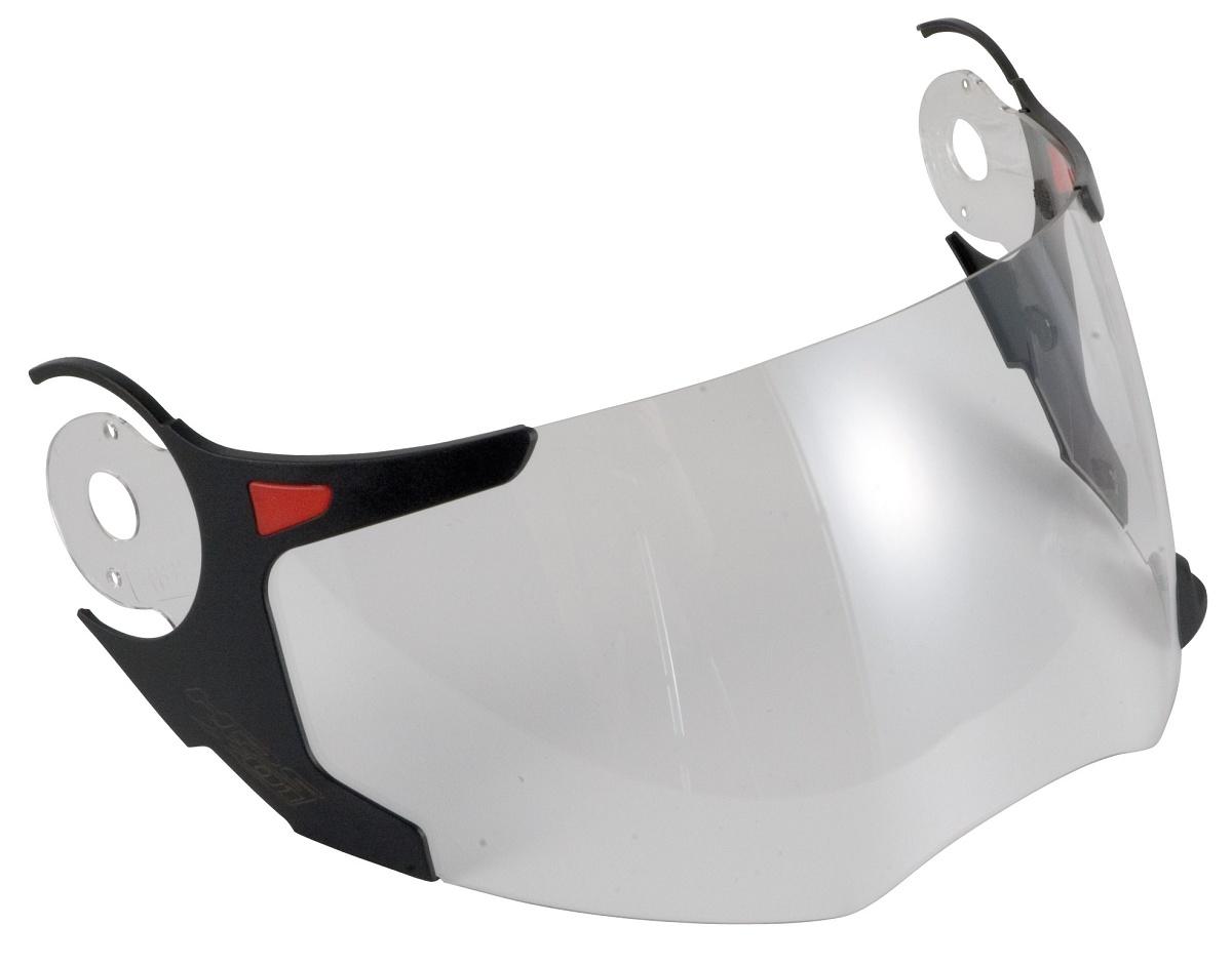 Come pulire la visiera del casco