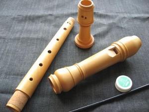pulizia del flauto