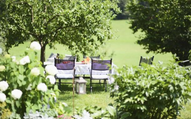 Come pulire il giardino d'estate