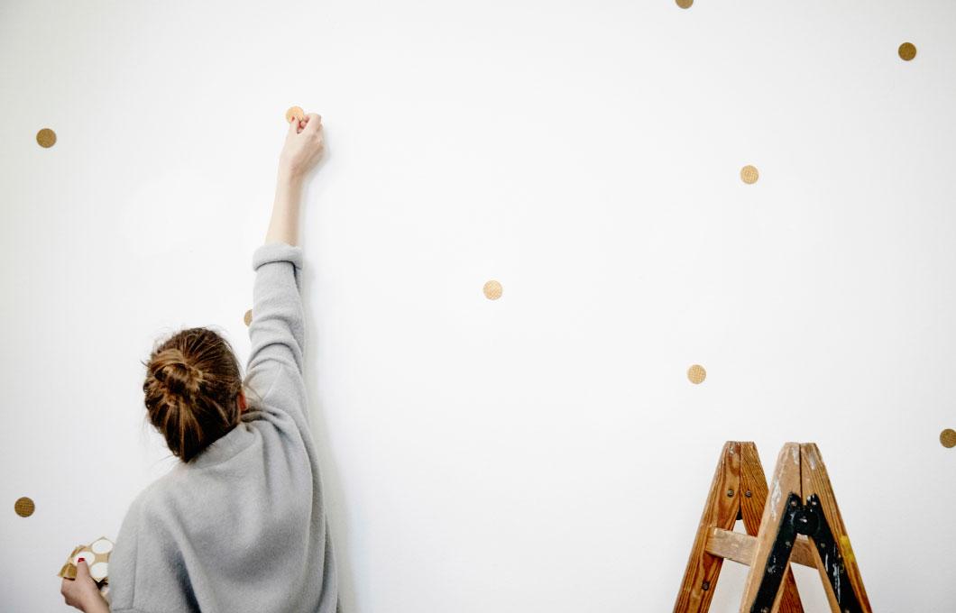 Come chiudere i buchi nelle pareti