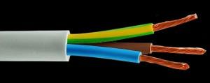 pulizia cavi elettrici