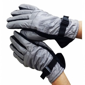 pulizia dei guanti imbottiti