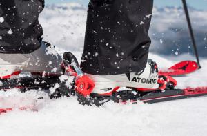 pulizia degli scarponi da sci