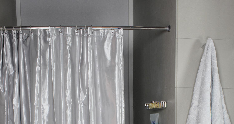 Come pulire la tenda della doccia