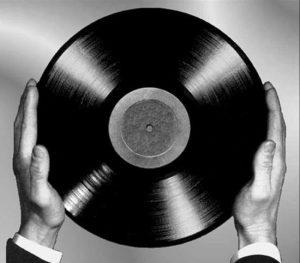 pulizia dei dischi in vinile
