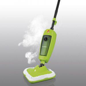 Come pulire con il pulitore a vapore