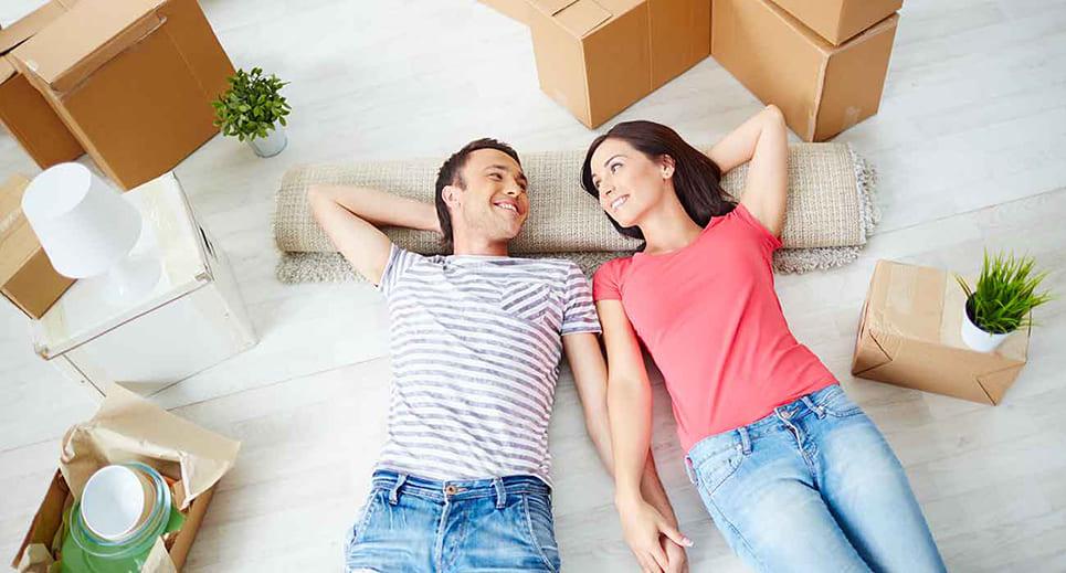 Come pulire la casa nuova dopo il trasloco