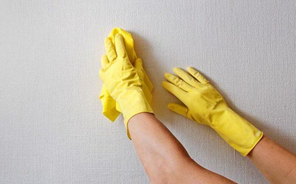 Come igienizzare le pareti senza imbiancare