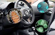 Coronavirus, come pulire a fondo l'auto