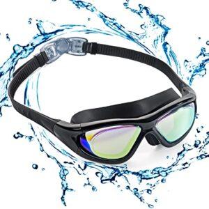 Pulizia degli occhialini da nuoto