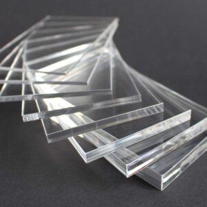 Pulizia del Plexiglass