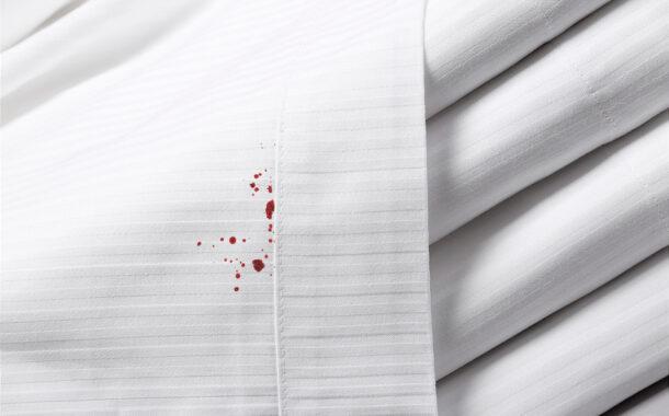 Come pulire le macchie di sangue