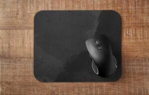 Pulizia del mousepad