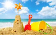 Come pulire i giochi da spiaggia